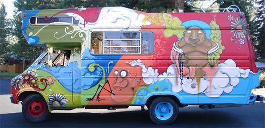 roma buenos aires street artist