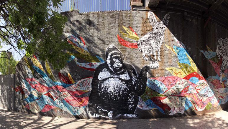 street art by rundontwalk in buenos aires