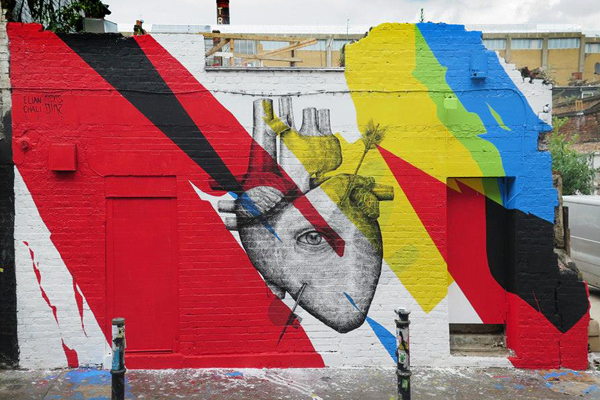 Elian/Alexis Diaz collaboration in London